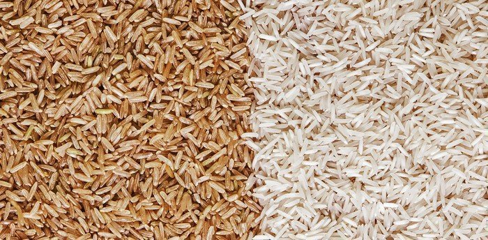 Is white rice unhealthy - Brown Rice vs White rice