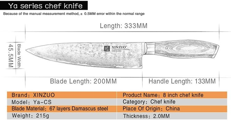 Buying Japanese Knives on AliExpress from China - Xinzuo