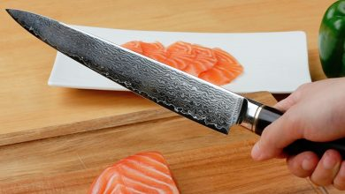 Photo of Buying a Japanese VG10 Damascus Chef's Knife from China