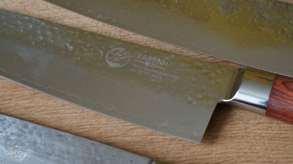 Xinzuo Japanese VG10 Knives From China Review (Yarenh)