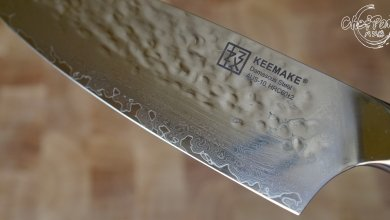 Photo of Keemake 8 inch Chef's knife from Sunnecko – AUS-10