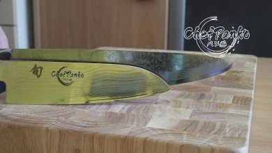 Photo of GHL Gyuto VG10 Chef's Knife Review – AliExpress