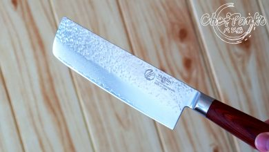 Photo of Xinzuo Nakiri Knife Review (Yarenh) – Chinese VG10 AliExpress