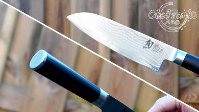 Photo of Kai Shun Santoku Classic series knife Review – VG Max