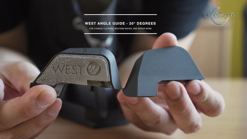 20 Degree Angle Guide - ''West'' Angle Guide