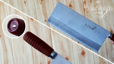 Photo of Shi Ba Zi Zuo – Chinese Vegetable Cleaver F208 Review